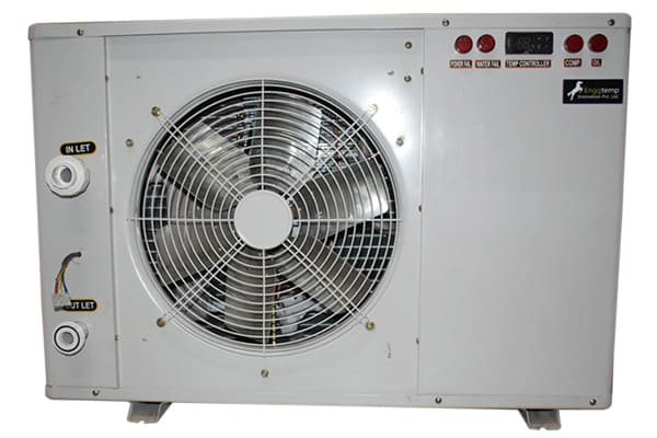 Industrial Chiller 2 TR Canopy
