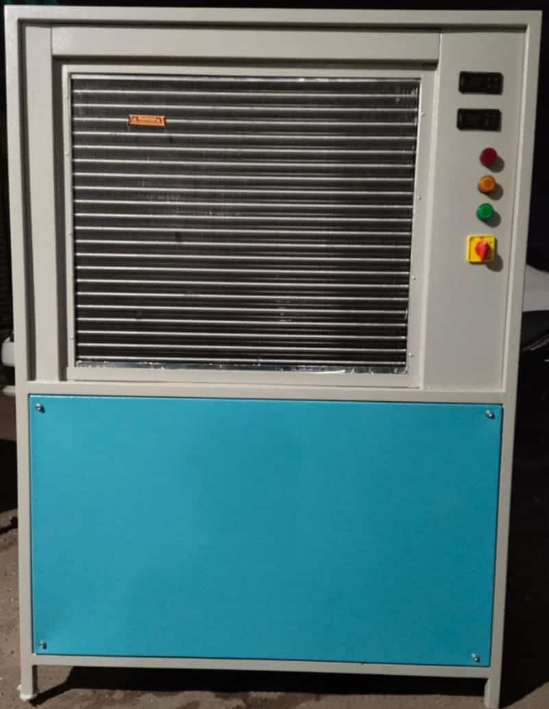 Water Chiller 3 TR Outdoor Commercial Ro